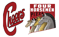Cheers/four Horsemen Pizza